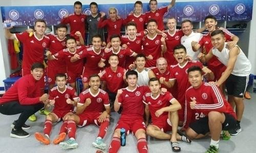 Победитель Второй лиги Казахстана сыграет с представителем Премьер-Лиги