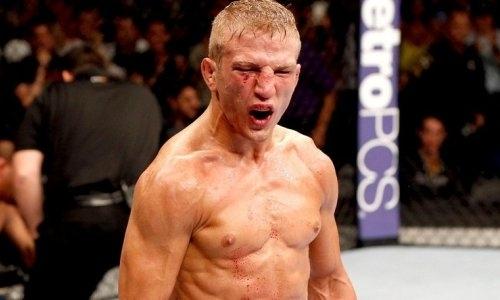 Российский боец UFC заявил о желании провести бой с Диллашоу