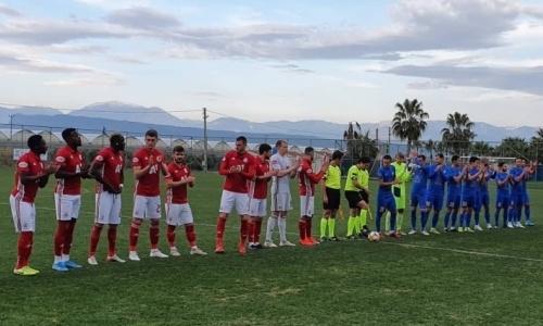Клуб КПЛ со счетом 0:4 разнесли в товарищеском матче на УТС