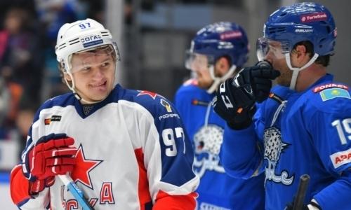 Определился первый участник плей-офф КХЛ сезона-2019/20