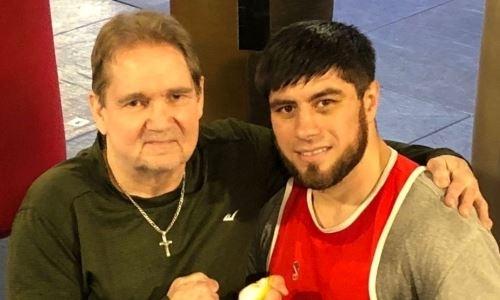 Казахстанский боксер возобновил тренировки после поражения нокаутом