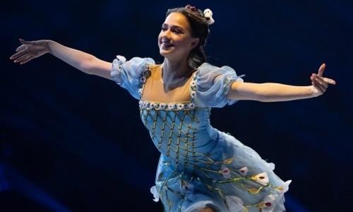 Звездная соперница Турсынбаевой из России упала во время исполнения челленджа. Видео