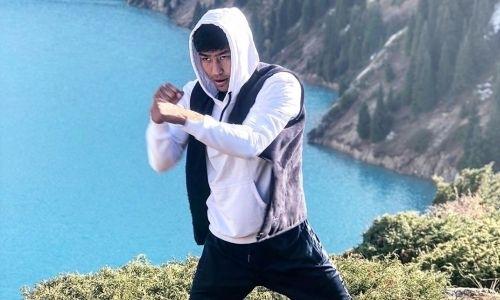 «Молодежный» чемпион мира WBC из Казахстана тренируется в Алматы