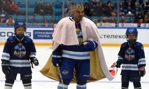 «Настоящий король». КХЛ «короновала» форварда сборной Казахстана