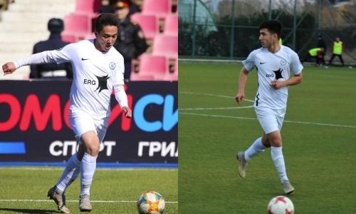 Воспитанники «Кайрата» присоединились к клубу Первой лиги