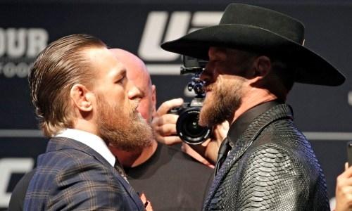 Макгрегор — Серроне: где, когда и во сколько смотреть прямую трансляцию боя UFC в Казахстане