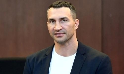 Уроженец Казахстана Кличко сделал заявление овыступлении вUFC