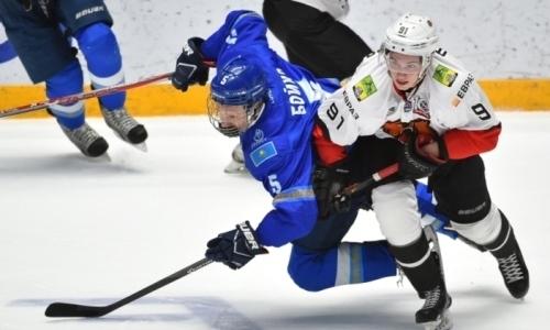 Букмекеры объявили котировки на матч МХЛ между «Снежными Барсами» и «Кузнецкими Медведями»