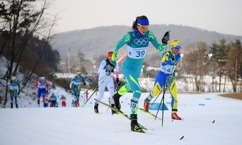 Тюленева — 34-я в индивидуальной гонке на этапе Кубка мира