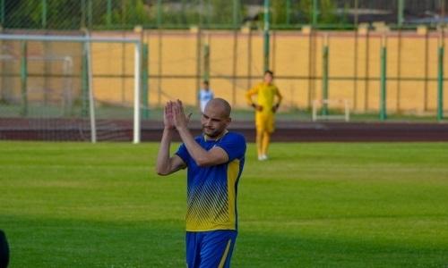 Казахстанский нападающий покинул «Алтай» после двух сезонов