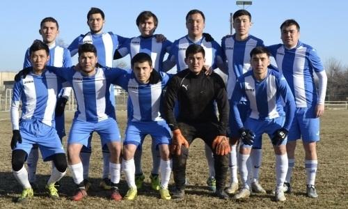 Казахстанский клуб уступил дублю «Пахтакора» в матче с шестью голами