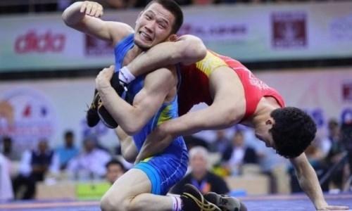 Казахстанские «вольники» завоевали еще три медали рейтингового турнира в Италии