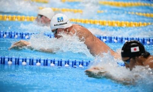 Дмитрий Баландин завершил выступление в рамках турнира Champions Swim Series