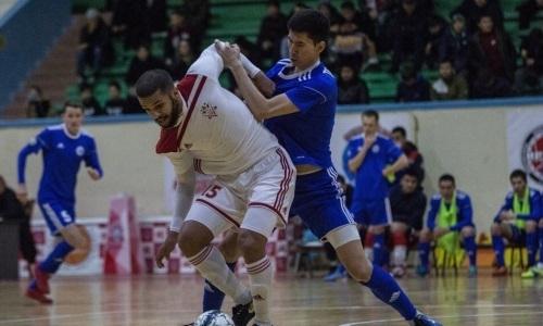 «Актобе» вновь обыграл «Окжетпес» в матче чемпионат РК