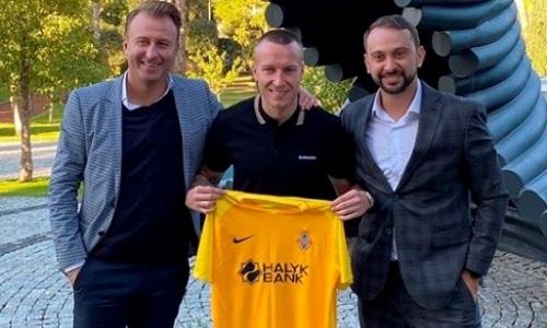Футболист сборной Польши прокомментировал свой переход в «Кайрат»