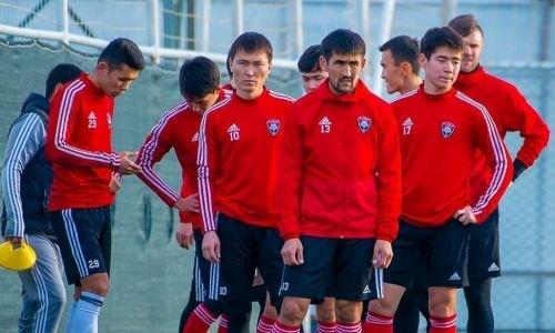 Казахстанский участник еврокубков без шансов проиграл шестой команде Азербайджана