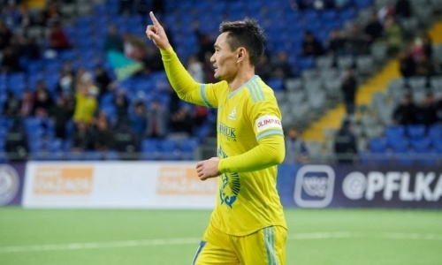 Серикжан Мужиков после ухода из «Астаны» прибыл в расположение своего нового клуба