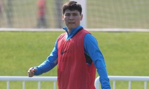 «По многочисленным просьбам». «Зенит» порадовал казахстанских болельщиков Исламхана