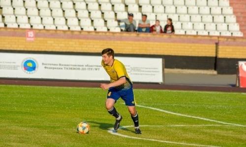 Украинский футболист покинул казахстанский клуб