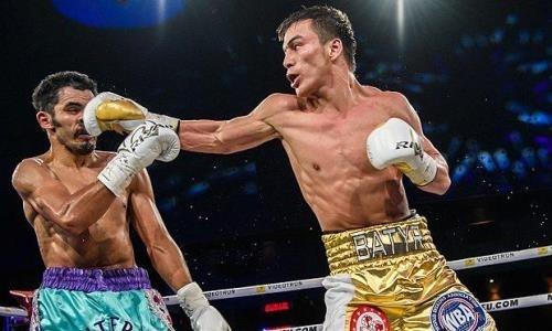 BoxRec поставил оценку следующему бою Батыра Джукембаева