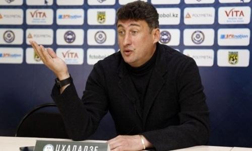 Зарубежный клуб ведет переговоры с наставником «Ордабасы»