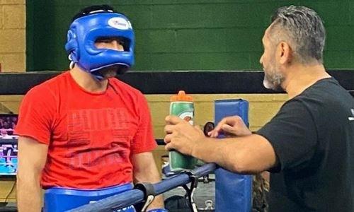 «Большие новости не за горами». Небитый казахстанский боксер наметил возвращение на ринг