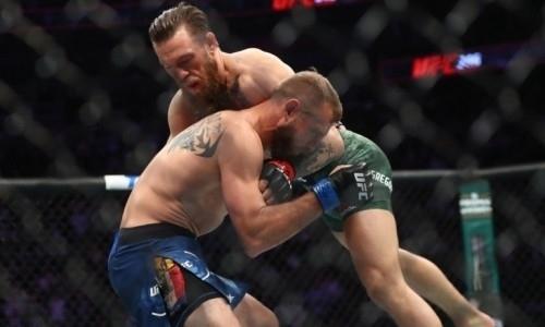«Назови мое имя». Боец UFC с21победой бросил дерзкий вызов Макгрегору после победы нокаутом
