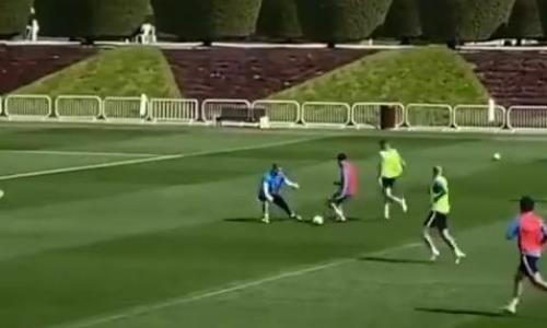 Бауыржан Исламхан забил первый гол в «Зените». Видео
