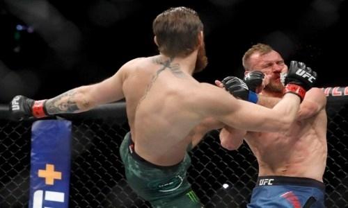 «В жизни бывает всё что угодно». Российский боец UFC высказался про разговоры, что Серроне сдал бой Макгрегору