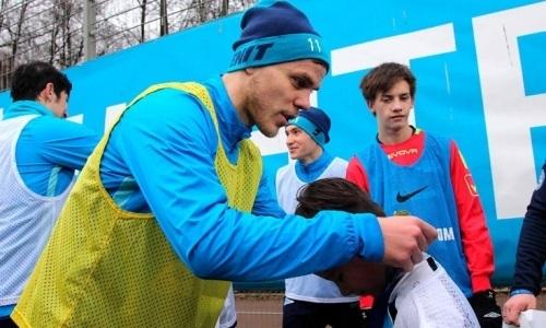 Клуб казахстанца в РПЛ официально объявил о переходе скандального российского футболиста
