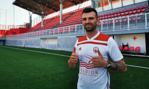 Игрок за 600 тысяч евро прокомментировал свой трансфер в клуб КПЛ
