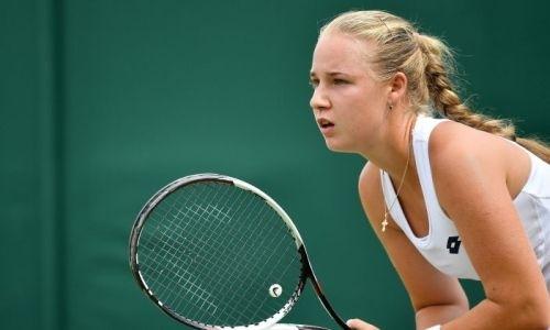Определилась соперница Зарины Дияс в матче второго круга Australian Open