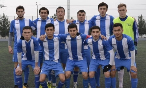 Казахстанский клуб проиграл узбекскому в товарищеском матче