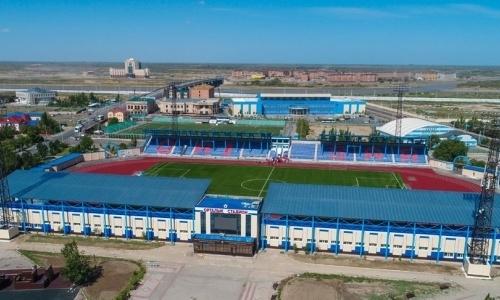 Неожиданно. «Астана» определилась с местом проведения домашних матчей вместо Нур-Султана