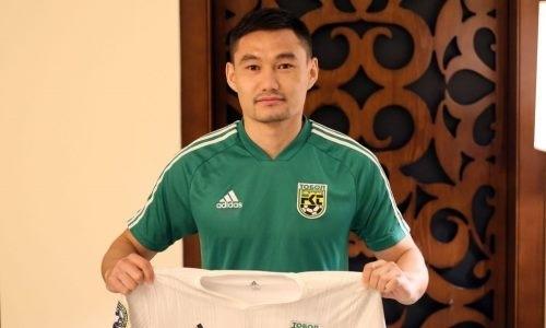 Серикжан Мужиков после ухода из «Астаны» подписал контракт с новым клубом