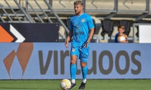 Голландский клуб с футболистом сборной Казахстана в старте вылетел из Кубка страны
