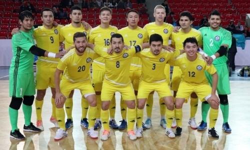 Объявлен состав сборной Казахстана на УТС перед участием в элитном раунде ЧМ-2020