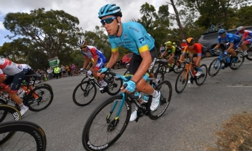 Санчес — 23-й в общем зачете «Тура Даун Андер» по итогам третьего этапа