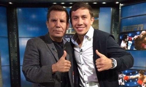 «Он заслуживает». Легендарный Чавес предрек Головкину поражение нокаутом