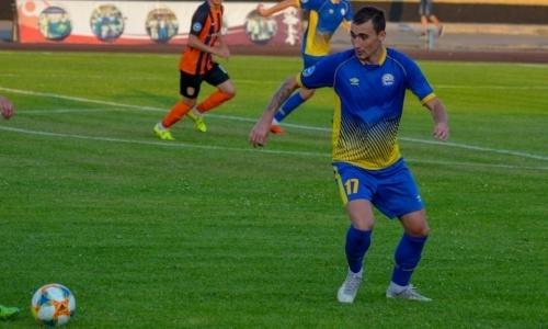 Бывший защитник «Астаны» и «Кайрата» покинул клуб Первой лиги