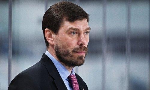 «Мы совсем неправильно играли». Наставник СКА считает провальным победный матч с «Барысом»
