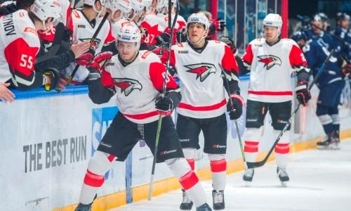 «Авангард» отыгрался с 0:2 и оторвался от «Барыса» в борьбе за лидерство на Востоке КХЛ