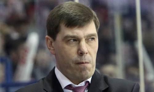 «Если простым языком…». Наставник СКА назвал переломный момент в матче с «Барысом»