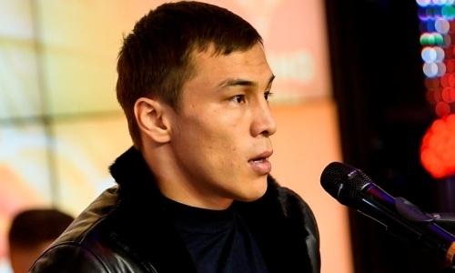 Батыр Джукембаев сделал финальное заявление перед боем против соперника с 22 победами