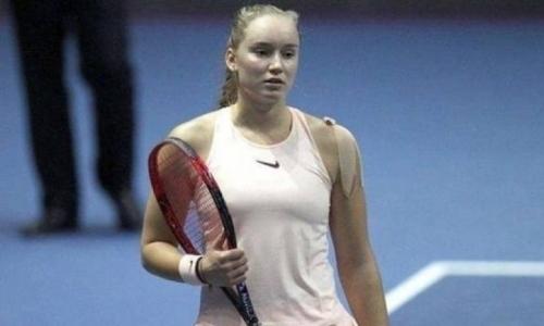 Первая ракетка Казахстана уступила лучшей теннисистке мира на Australian Open