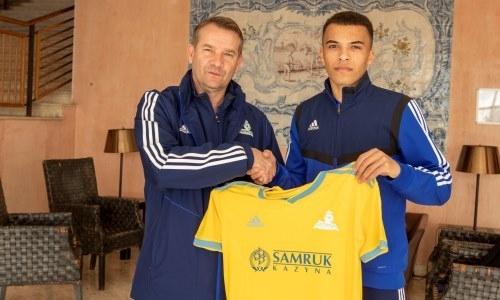 20-летний игрок европейской сборной официально стал вторым новичком «Астаны»