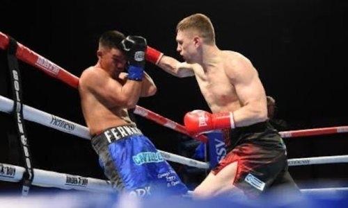 Ирландец из веса Головкина в третьем раунде сокрушил соперника. Видео