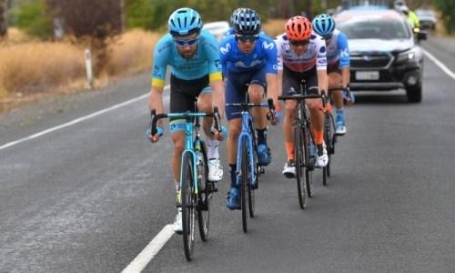 Де Вриз стал самым активным гонщиком 4-го этапа «Тура Даун Андер». Лидер «Астаны» сохранил позицию в общем зачете