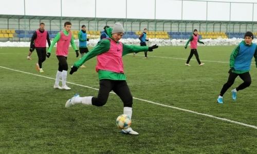 «Атырау» определился с соперниками на втором УТС в Турции