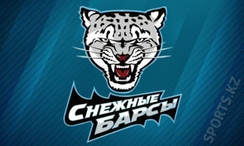 «Снежные Барсы» крупно проиграли «Тюменскому Легиону» в матче МХЛ